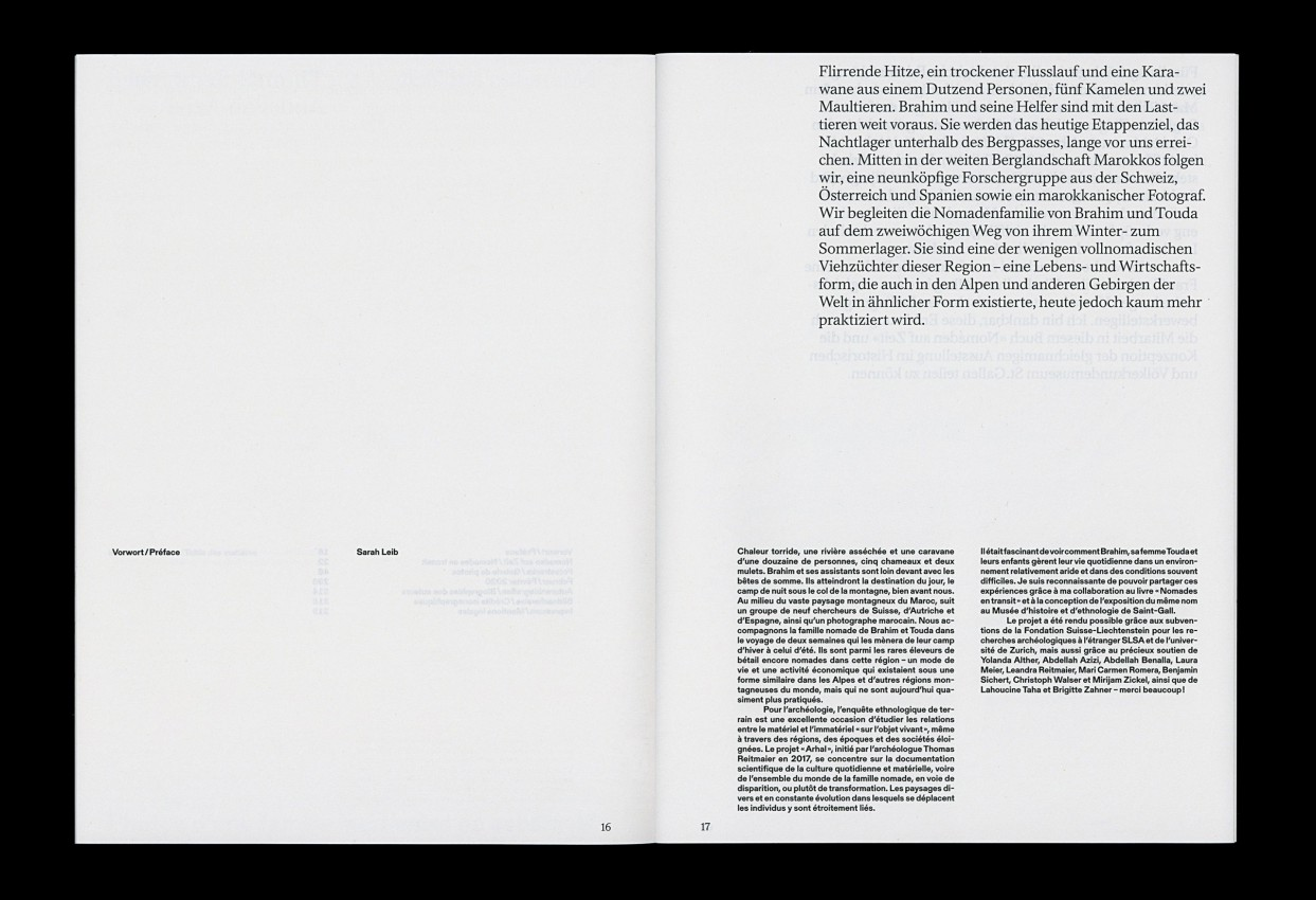 Nomaden Book